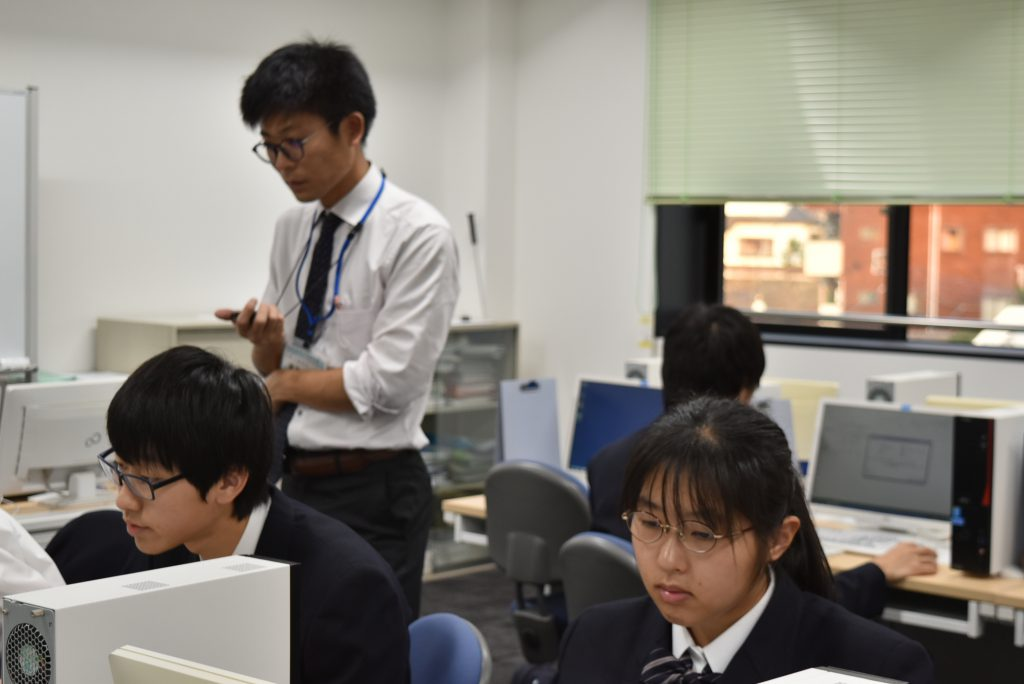 PC部 | 学校法人生蘭学園 生蘭高等専修学校
